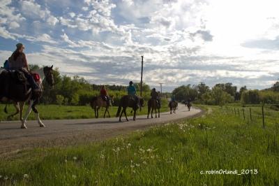 Horseback, Ellenboro WI